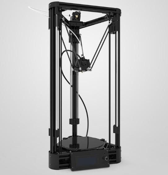 Micromake 2018 3D Printer Linear Guide DIY Kit Kossel Delta Auto Leveling Large Printing Size 3D Metal Printer