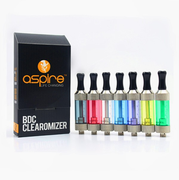 Clearance Aspire Mini Vivi Nova-S BDC Atomizer for Ego Evod battery Electronic Starter Kit Atomizer Vape