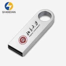 สร้างสรรค์พิมพ์โลหะบริษัทประชาสัมพันธ์ของขวัญปรับแต่งโลโก้Pendrive USBแฟลชไดรฟ์32กิกะไบต์16กิกะไบต์8กิกะไบต์Memory Stickอุปกรณ์จัดเก็บข้อมูล