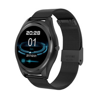 ABAY Smart Watch N3 Pro With Heart Rate Monitor Bluetooth Smart Watch Wireless charging Support Call Reminder Fitness for xiaomi