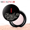 MEIKING Rose Plant Powder Oil Control Loose Powder cosmetics 15g compact Whitening Brighten Skin Tone Makeup mineral powder