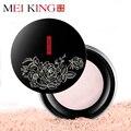 Meiking rosa planta de controle de óleo em pó pó solto cosméticos 15g compacto branqueamento clarear o tom de pele maquiagem mineral em pó