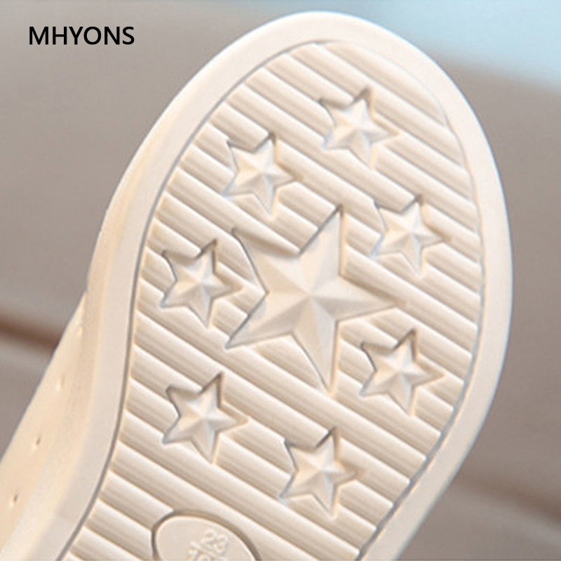children s shoes 2018 spring and autumn plush waterproof leather boys and girls leisure sports white running trail shoes genuine