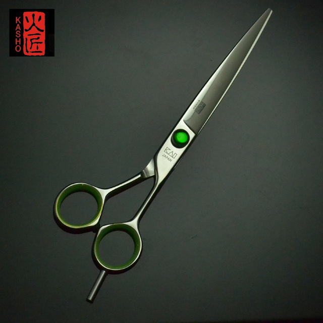 High Quality 7.0Inch Big Cutting Scissors Hair Scissors for Barbers,Professional Right Hand Shears for Salon Used  LZS0728