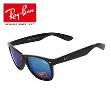 Оригинальный RayBan бренд RB9032 открытый Glassess, походные очки RayBan Мужчины/Женщины Ретро удобные 9032 УФ-защита солнцезащитные очки