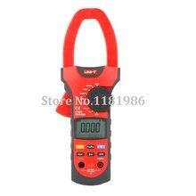 цена на UNI-T UT209 UT-209 True RMS 4000 Count Digital Clamp Meter Multimeters w/ Analogue Bar Graph & Peak Max/Peak Min Mode
