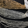 GUFEATHER DIY chain Beads chain Bracelet Anklet Necklace making materials Sexy chain Beads 3mm chain 2mm 500cm