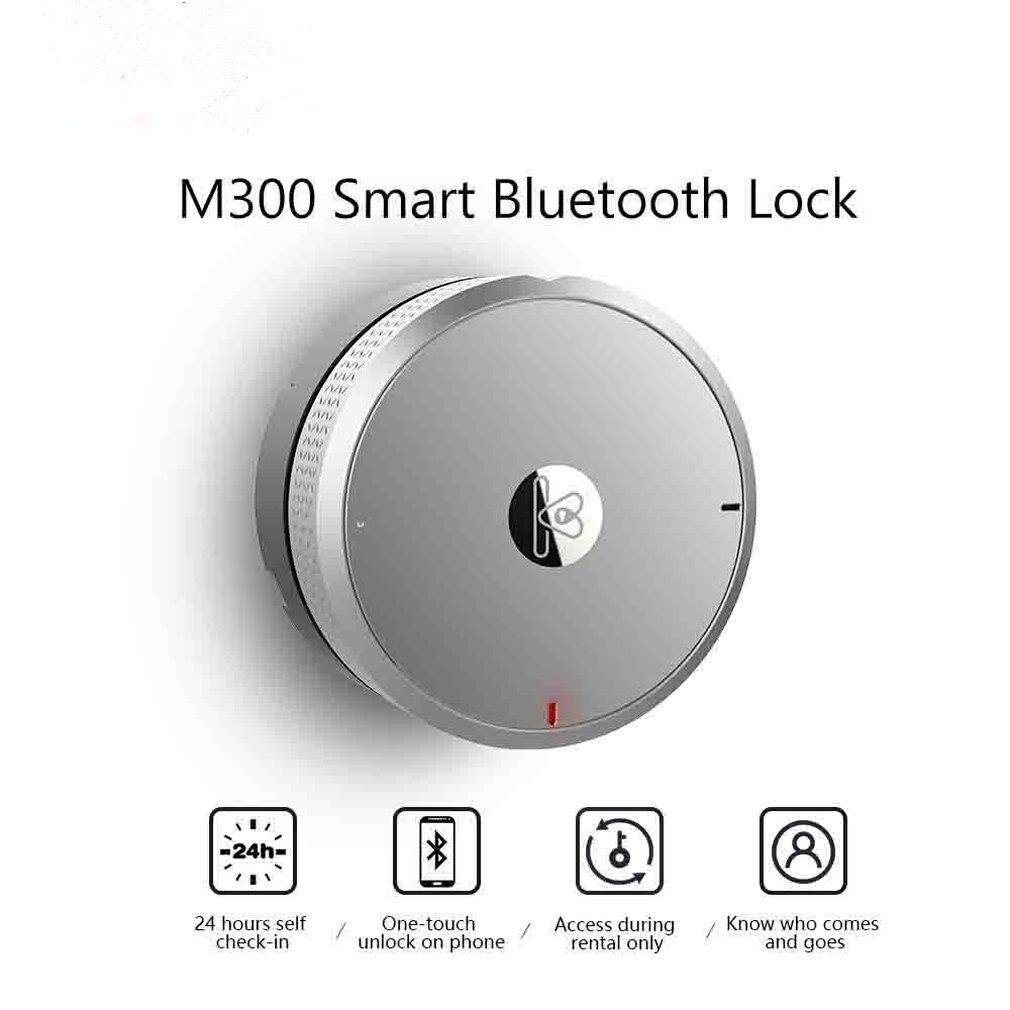 Serrure de porte numérique sans clé électronique Smart Code à distance serrure de porte accessoires de serrure intelligente carte à clé sans fil, sans clé