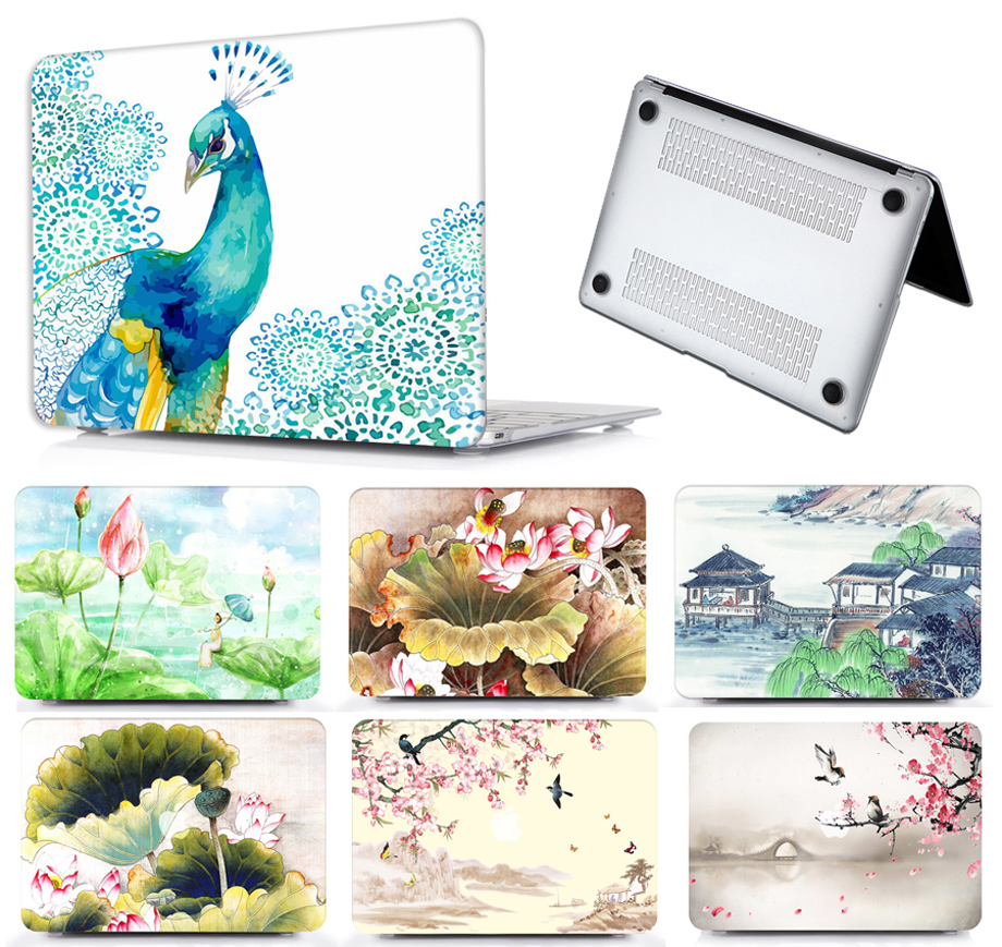 Laptop Case Notebook Tablet Shell Keyboard Cover Bag Pad Sleeve For 11 12 13 15 font
