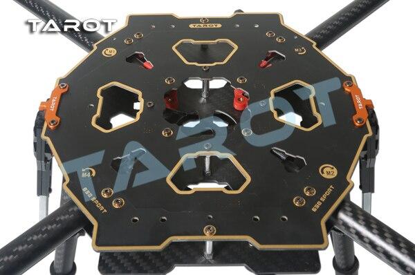 TAROT 650 SPORT Carbon Quad Copter Kit με ηλεκτρικά - Παιχνίδια απομακρυσμένου ελέγχου - Φωτογραφία 2