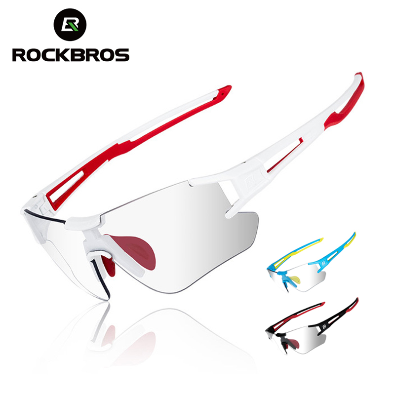 ROCKBROS Photochromic Cycling Glasses Bike Bicycle Glasses Sports Mens Sunglasses MTB Road Cycling Eyewear Protection Goggles 2ROCKBROS Photochromic Cycling Glasses Bike Bicycle Glasses Sports Mens Sunglasses MTB Road Cycling Eyewear Protection Goggles 2