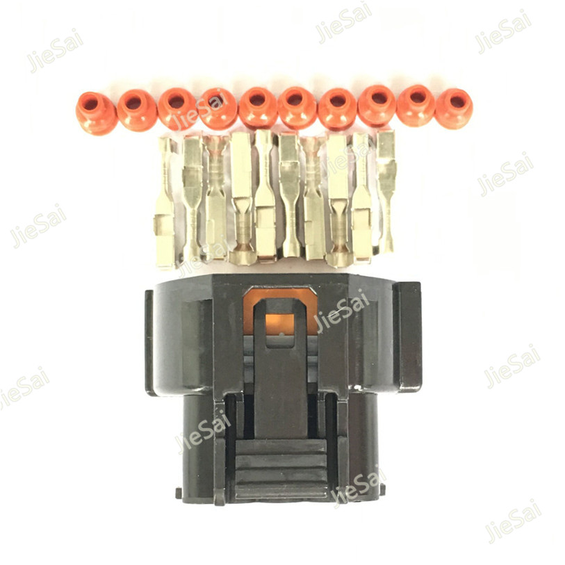 do farol de 10 pinos HP066-10021 para hyundai verna kia k1 k2 k3 k4