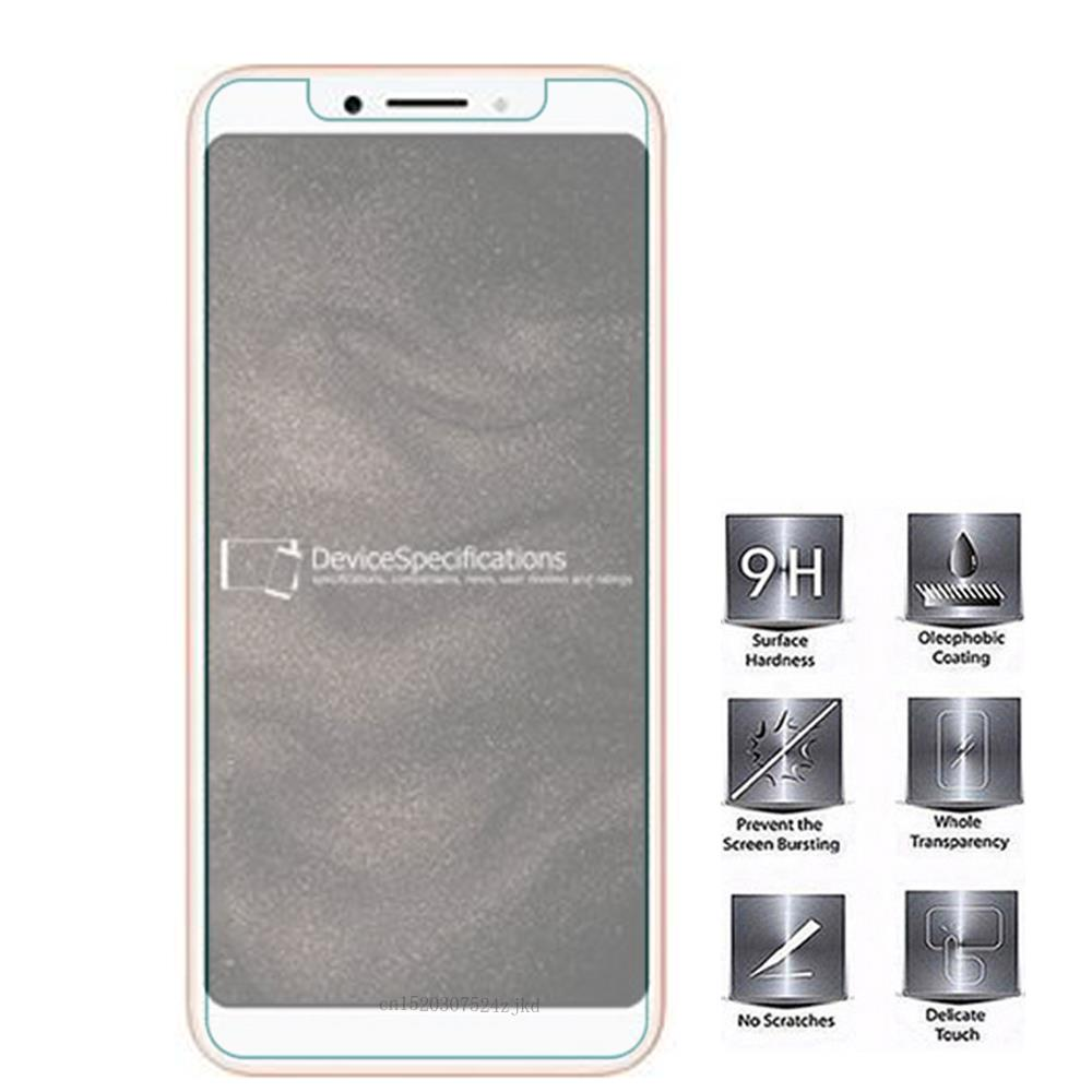 Smartphone 9H Tempered Glass for DEXP B355 5.45 GLASS Protective Film Screen Protector cover phone