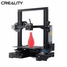 CREALITY 3D Ender-3/Ender-3X/Ender-3 профессиональный принтер открыть построить принтер Съемная поверхность платформы с Мощность off резюме печати