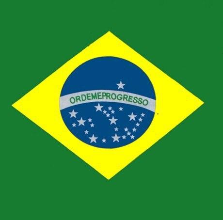 Winfox New Hip Hop Cotton Green Brazil Flag Bandana For Womens Mens Strengthening Waist And Sinews Apparel Accessories