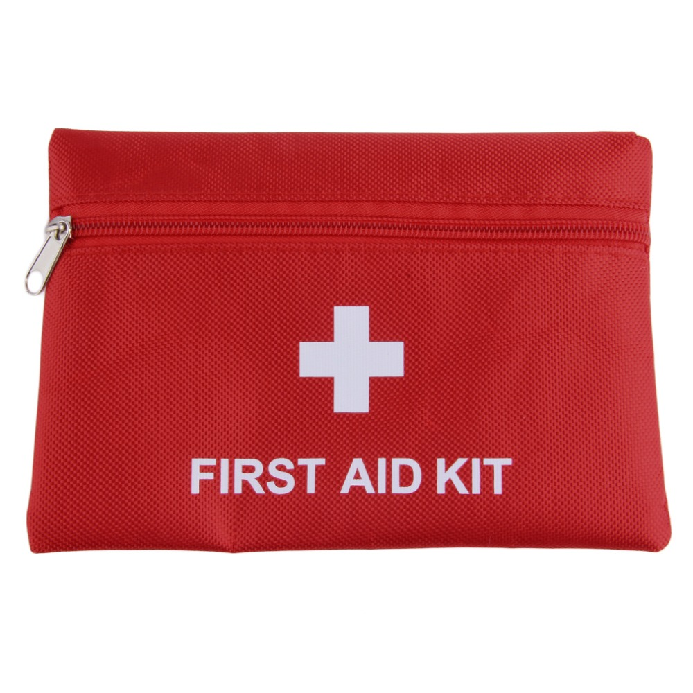 1.4L Portable Emergency First Aid Kit Pouch Bag Travel Sport Rescue Medical Treatment Outdoor Hunting Camping First Aid Kit