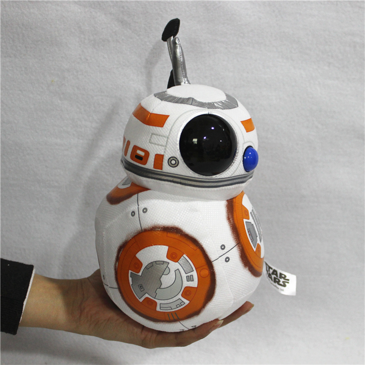 f5b355c49df7 Good 1 piece 20cm Star Wars BB-8 Plush Toys Doll For kids Gifts birthday  offers where can We purchase 1 piece 20cm Star Wars BB-8 Plush Toys Doll  For kids ...