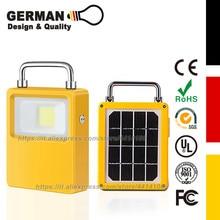 Solar Powered LED Work…