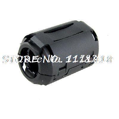 цена на RFI EMI Noise Filter 12mm Inner Diameter Ferrite Ring Cable Clip UF1330