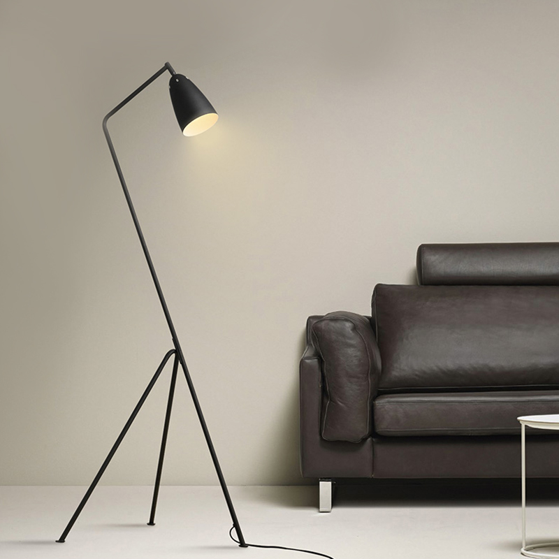 Design Lighting Industry Wind Office Led Floor Lights