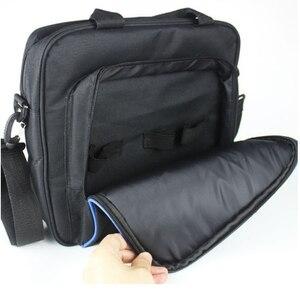 Image 2 - Защитный чехол для игровой системы сумка на плечо сумка для путешествий Черный чехол для Sony Playstation 4 PS4 Slim