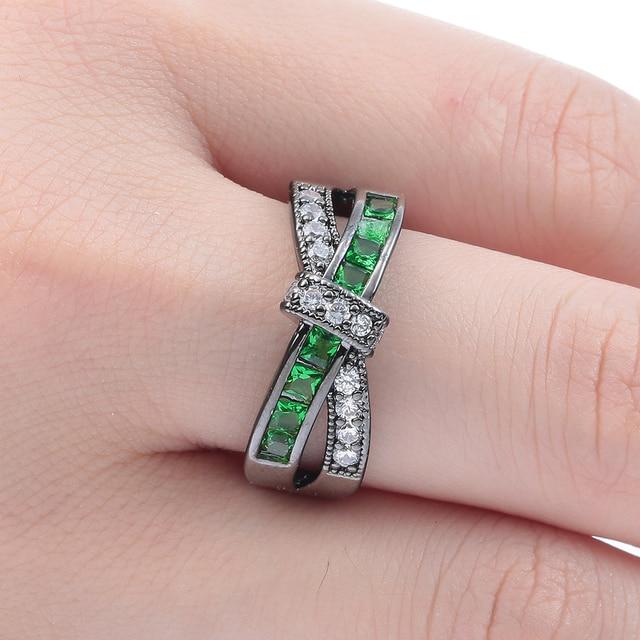 Купить женское обручальное кольцо hainon роскошное обручальное кольцо