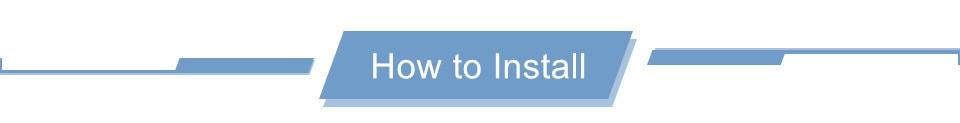 Kako instalirati
