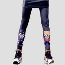 Solo ¡! nunca mujeres hip hop leggings harajuku punk rock pantalones lacina para niñas gótico Rosa fitness algodón kawaii negro leggings
