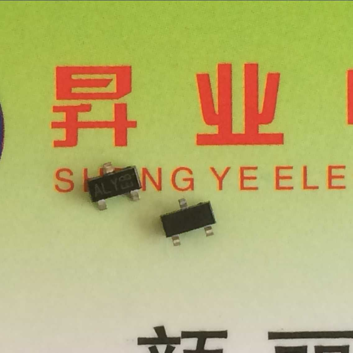 Free Shipping 10pcs Lot Ktc3875s Sot23 Screen Aly A There New Crystal Oscillator With Ic Digital 74hc04 Original In Integrated Circuits From Electronic Components Supplies On