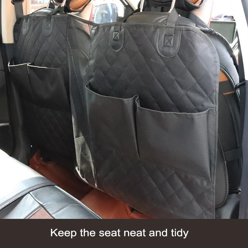 Автомобильный Стайлинг спинки сиденья собака кошка Защитная крышка Анти Удар коврик для hyundai I30 IX35 Nissan Juke Suzuki Vitara Swift Opel Insignia