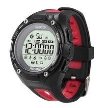 3ATM Wasserdicht Sport Smart Uhr Xwatch Wasserdicht Bluetooth 4,0 Smartwatch Armband Handgelenk Schrittzähler Fitness Für iOS Android