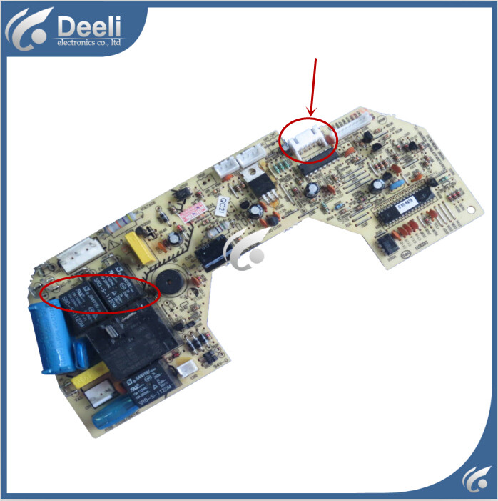 95% new good working Original for air conditioning Computer board PCB TL32GGFT9198-KZ PCBTL32GGFT9189-KZ(HB) board 2015 hyundai tucson abs electroplating taillight frame decorative trim trim car styling