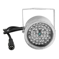 NEW Safurance Invisible Illuminatoring 940NM Infrared 48 LED IR Lights For CCTV Security Camera Home Safety