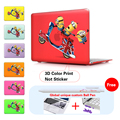 Print Funny Cartoon Animation Laptop Case For Macbook Air 13 Case Air 11 Pro 13 15 Retina For Mac Book Air 13 Case New 12 Inch