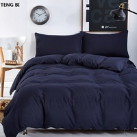 New Style Solid Colors And Zebra Pattern Design 3pcs 4 Pcs Bedding Sets Bed Sheet Bedspread