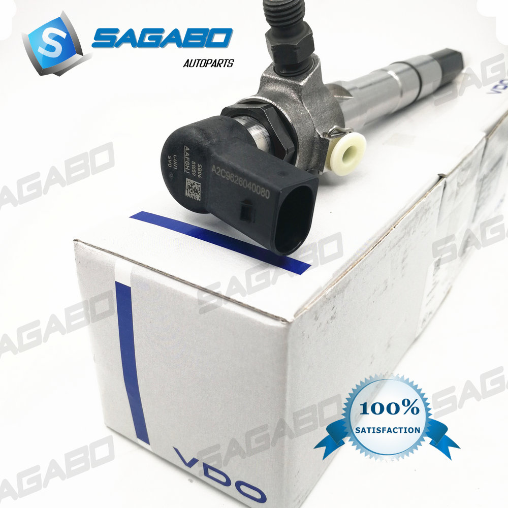 Original <font><b>03L130277B</b></font> A2C59513554 COMMON RAIL INJECTOR fit for VOLKSWAGEN for AUDI A2C9626040080 03L130277S image
