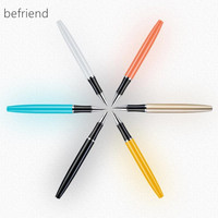 High Quality Ink Pen Black Hero 7058 0 38mm Daily Writing Caneta Stationery Office School Supplies