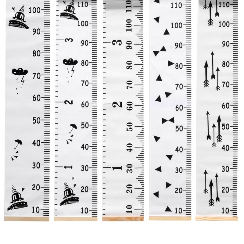 Children Height Chart Growth Wall Kids For Bedroom Nursery Decorations