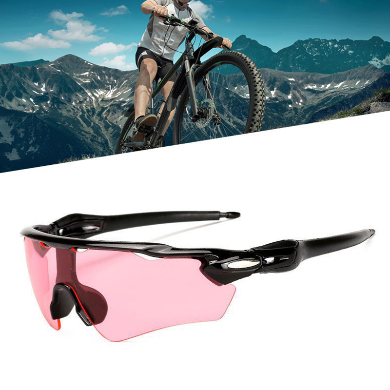 Cycling Sunglasses Outdoor Sprot Bike MTB Mountain Bicycle Polarized Glasses Motorcycle Fish Sunglasses Eyewear Gafas Ciclismo