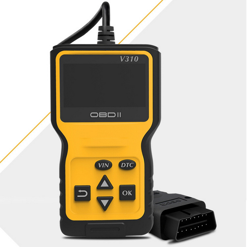 Image 4 - Car Fault Detector OBD Reader Read Error Diagnostic Scanner Engine Fault Code Reader Detector Display Diagnostic Scan Tool-in Code Readers & Scan Tools from Automobiles & Motorcycles
