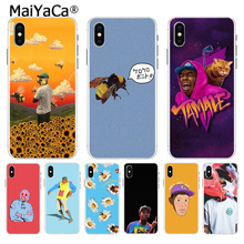 MaiYaCa flower boy tyler the creator Luxury phone Accessories case for