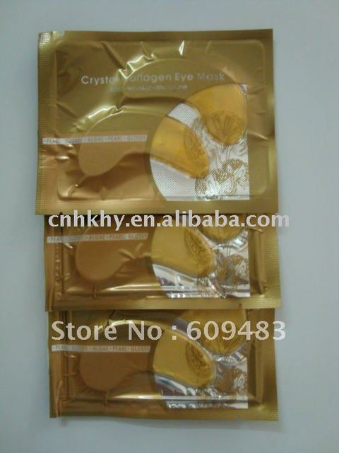 Crystal Collagen Gold  Eye Mask