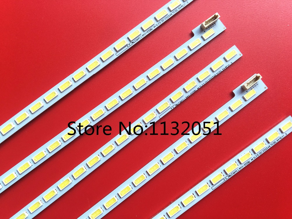 Купить с кэшбэком led backlight screen 46EL300C 46-LEFT LJ64-03495A 2012SGS46 LTA460HN05  1pcs=64led 570mm