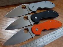 5PCS/LOT Efeng C172 GTC Folding Blade Knife + G10 Steel Handle Tactical Knife Outdoor Camping Survival Knives