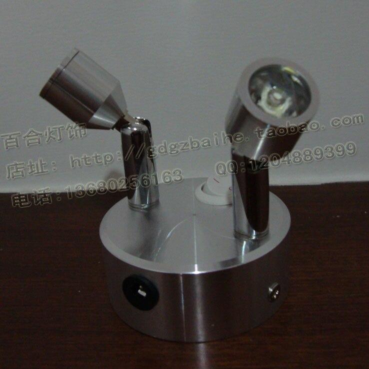 Nouvelles batteries rechargeables pour tirer la lumière led bijoux compteur lumière led affichage extérieur lumière de secours fond SD50