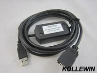 USB-CN226 USB sps-programmierung adapter für CS/CJ, CQM1H, CPM2C serie PLC USBCN226 unterstützung win7/win8 mit freies CX-ONE V4.03 CXONE