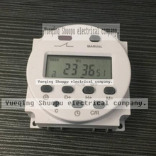 CN101A 2nd программируемый таймер реле времени 16A 220v 12vAC/DC 24vAC/DC 110v