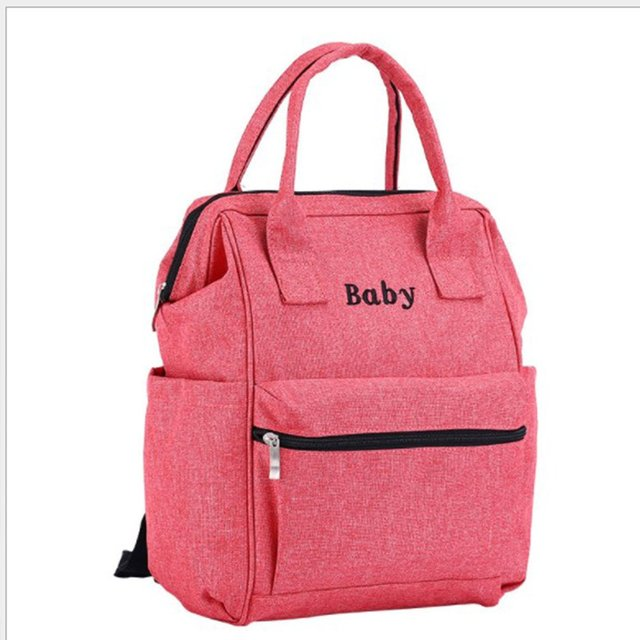 OUTAD Fashion Mummy Shoulder baby bag waiting