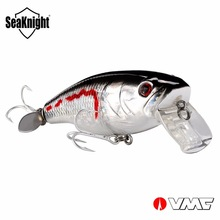 SeaKnight Minnow Fishing Lure 1Pcs SK047 Fishing Bait 14.5g