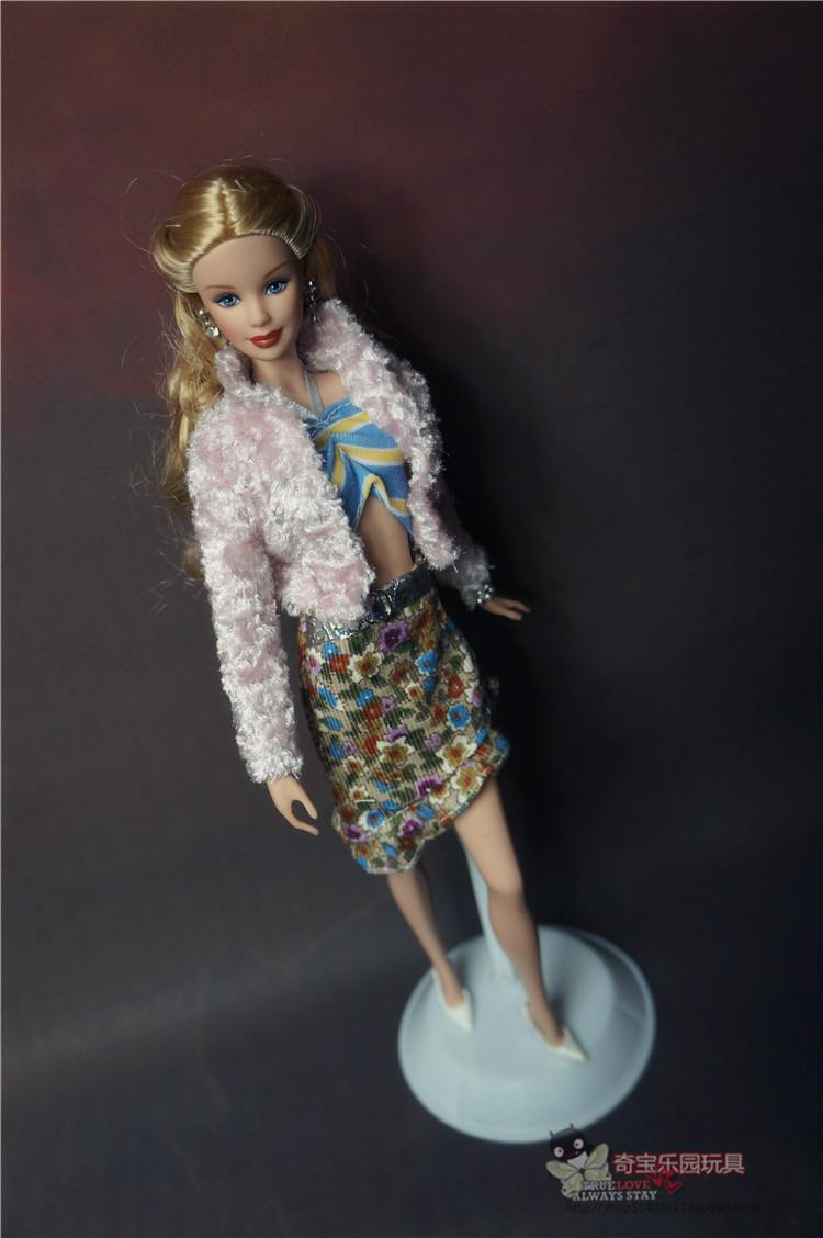 2015 original clothes for barbie doll cloth toys genuine Model Puzzle doll accessories clothing fashion